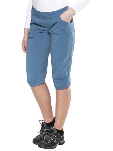 Haglöfs Amfibie II - Shorts Femme - bleu